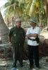 Balraj-with-Thamilchelvan-in-Vaaakarai-after-Tsunami-catastrophe
