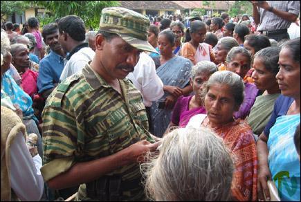Batticaloa-Ampara districe special commander T. Ramesh