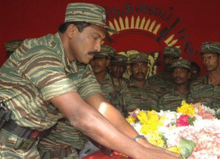 Lt. Col. Veeramani